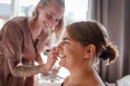 bruidsfotograaf tyrouwfotografie Nijmegen Brakkesteyn Waalbrug