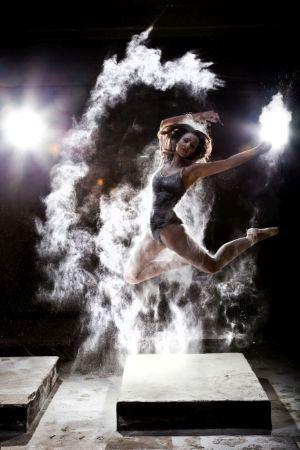 Portret fotoshoot fotograaf dansfotograaf nijmegen meel