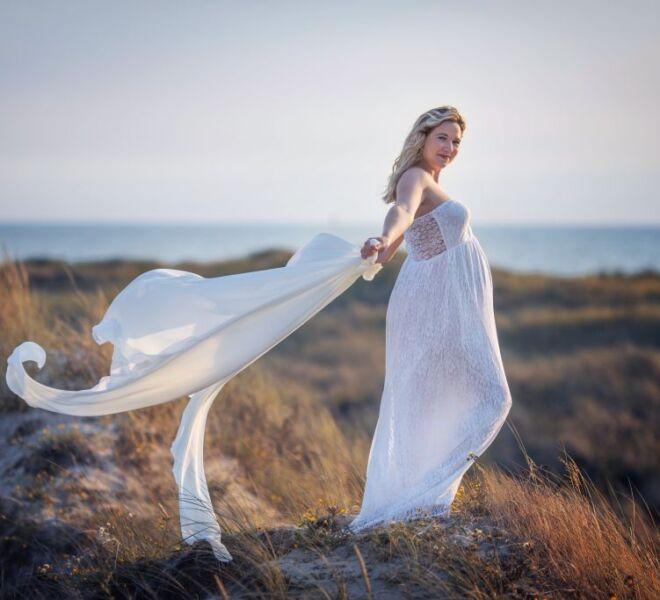 zwangerschapsfotograaf Nijmegenzwangerschap wijk aan zee portfolio