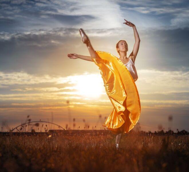 Portretfotograaf nijmegen ballet fotoshoot spiegelwaal nijmegen