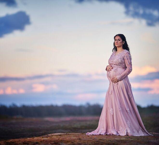 fine art zwangerschapsfotograaf Nijmegen gelderland fotoshoot