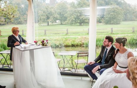 Trouwfotograaf | bruidsfotograaf Park Sonsbeek Arnhem