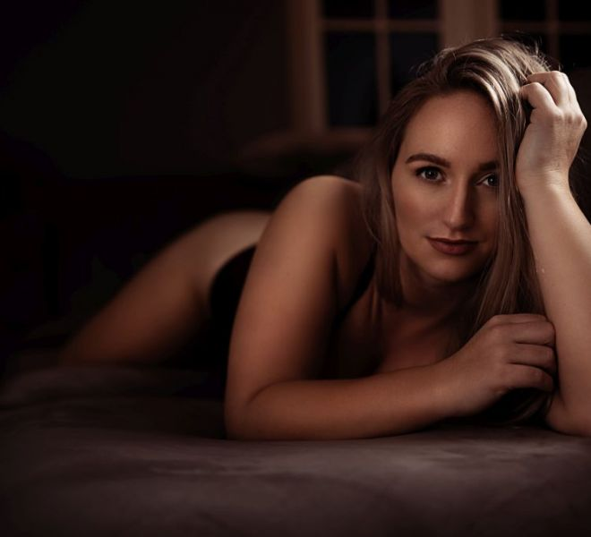portfolio romantische sensuele boudoir fotoshoot locatie Beuningen