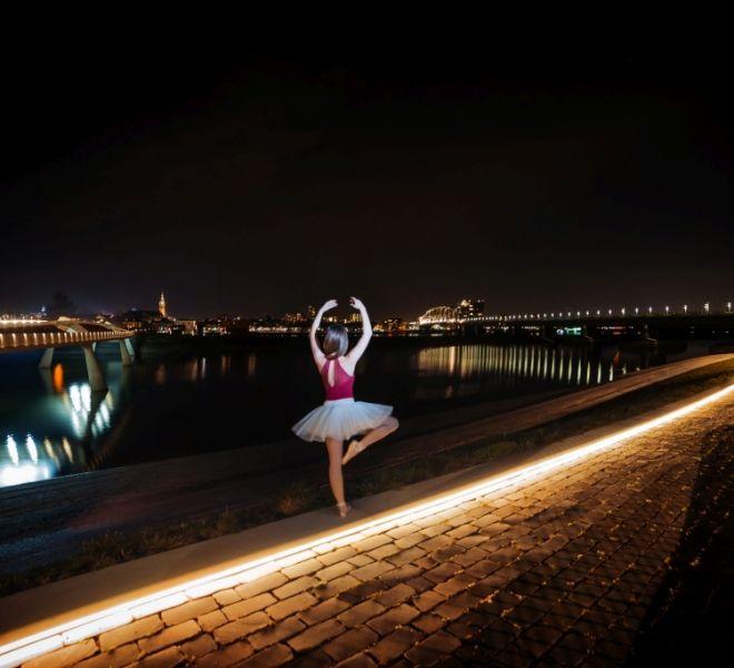 Dans fotoshoot ballet Nijmegen Gelderland portretfotograaf dansfotograaf