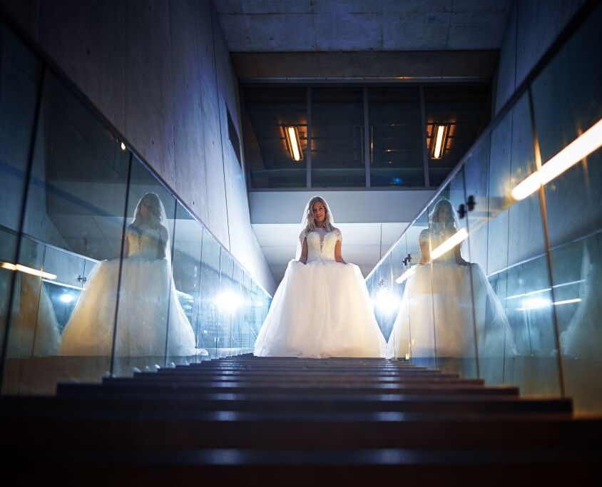 Trouwfotografie | bruidsfotograaf bruidsjurken Nijmegen Arnhem