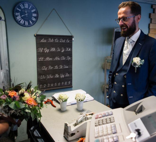 bruidsfotograaf Nijkerk trouwfotograaf Nijmegen