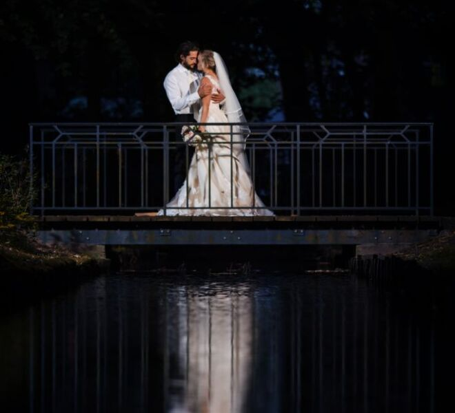trouwfotograaf Kleve Forstgarten