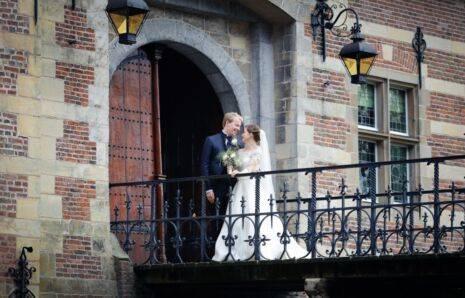 Trouwfotografie | bruidsfotograaf kasteel Heeswijk