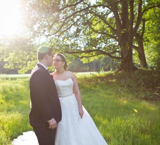 Bruidsfotografie trouwfotograaf nijmegen arnhem Groot Warnsborn
