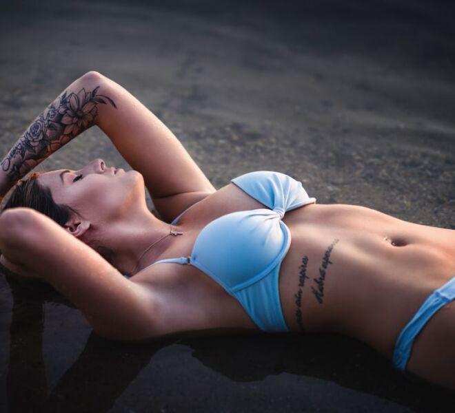 portretfotograaf Nijmegen bikini fotoshoot ooij boudoi