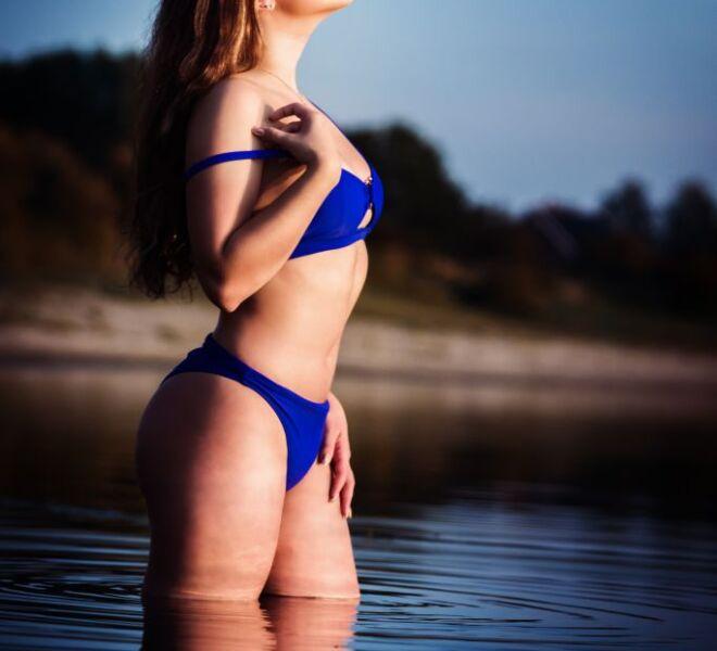 portretfotograaf Nijmegen bikini fotoshoot ooij boudoir