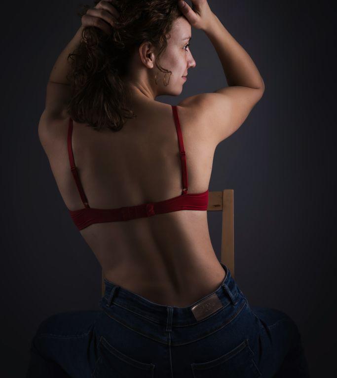 Fotoshoot studio Nijmegen polaroids