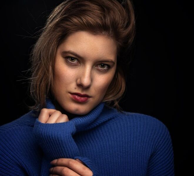 Portretfotograaf nijmegen gelderland portret modelfotograaf