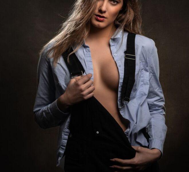 Portretfotograaf nijmegen gelderland portret boudoir fotoshoot
