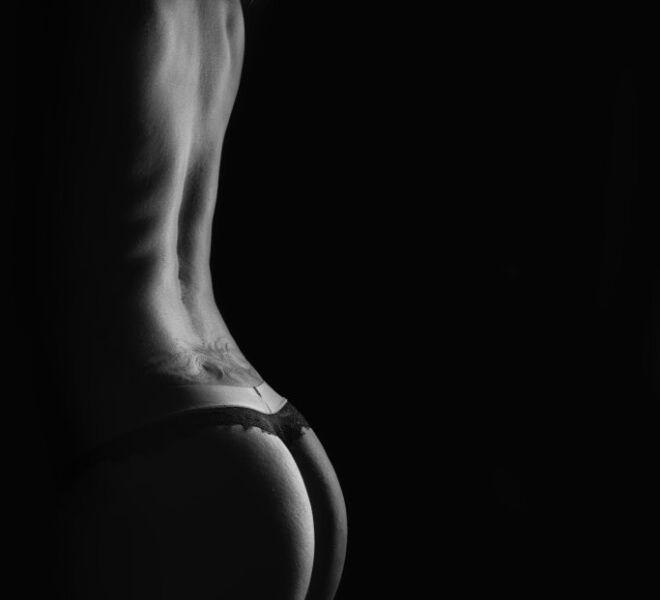Sensuele fotografie